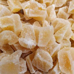 Mango Dried Cubes