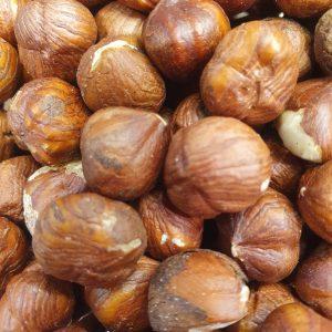 Whole hazel nuts