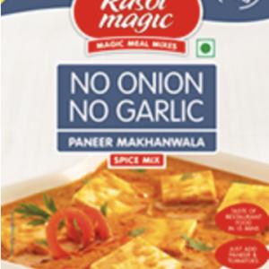Rasoi Magic Paneer Makhanwala Spice Mix No Onion No Garlic