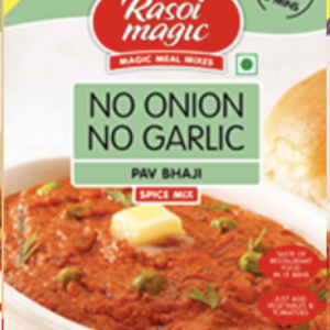 Rasoi Magic Pav Bhaji No Onion No Garlic Spice Mix