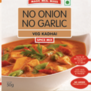 Rasoi Magic Veg Kadhai No Onion No Garlic Spice Mix