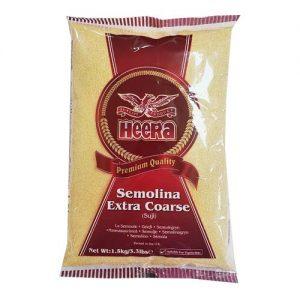 Heera Semolina Extra Coarse
