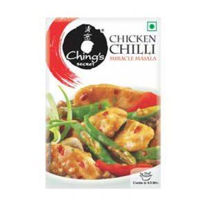 Chings Chicken Chilli Masala 50g