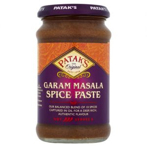 Pataks Garam Masala Spice Paste