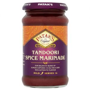Marinades & Table Sauces