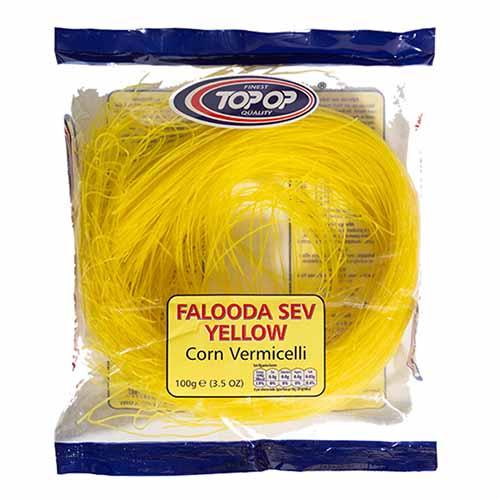 Top Op Falooda Sev Yellow Vermicelli 100g