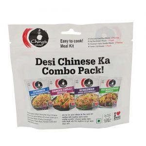 Chings Desi Chinese Ka Combo Pack