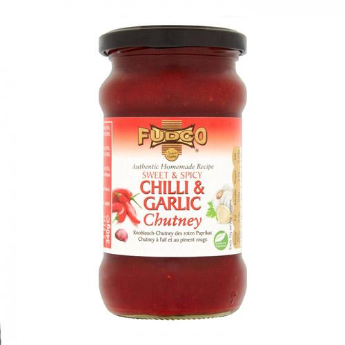 Fudco Chilli & Garlic Chutney