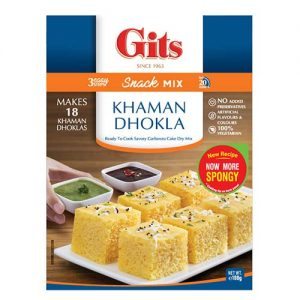 Gits Khaman Dhokla