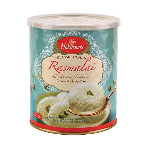 Haldiram Rasmalai 1kg