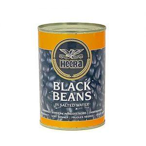 Heera Black Beans in Salted Water