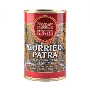 Heera Curried Patra