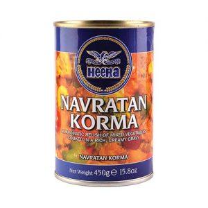 Heera Navratan Korma