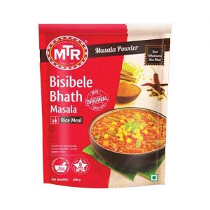 MTR Bisibele Bhath Masala