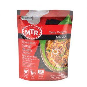 MTR Brinjal Rice / Vangi Bhath Powder