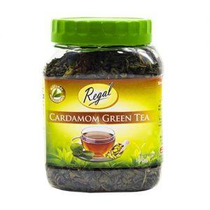 Regal Cardamom Green Tea