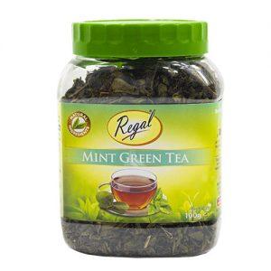 Regal Mint Green Tea