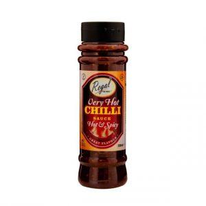 Regal Very Hot Chilli Sauce