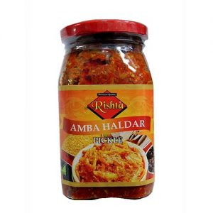 Rishta Amba Haldar Pickle