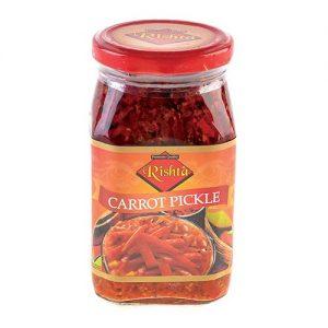 Rishta Carrot Pickle