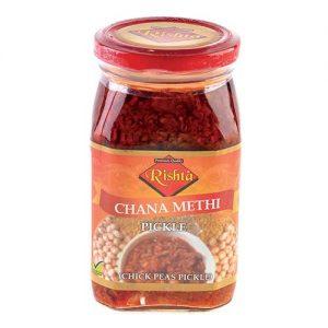 Rishta Chana Methi Pickle