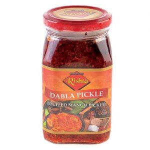 Rishta Dabla Pickle