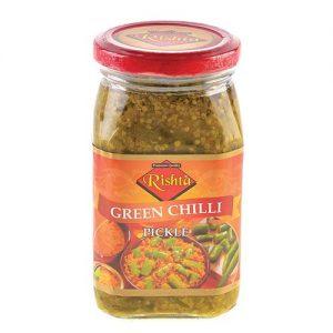 Rishta Green Chilli Pickle