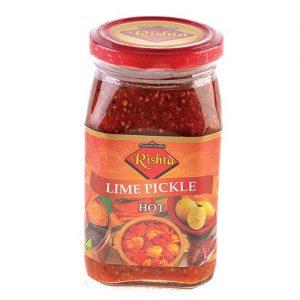 Rishta Lime Hot PIckles