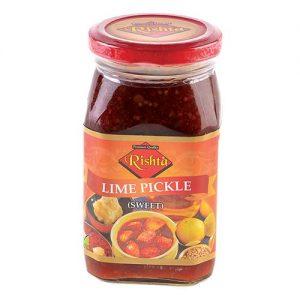 Rishta Lime Sweet PIckles