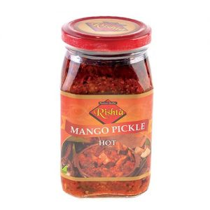 Rishta Mango Pickle (Hot)