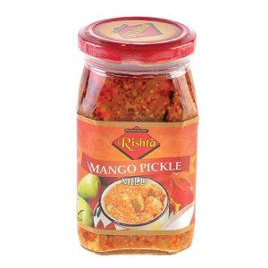Rishta Mango Pickle (Mild)