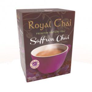 Royal Chai Saffron