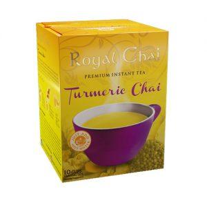 Royal Chai Turmeric