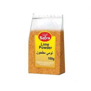 Sofra Lime Powder