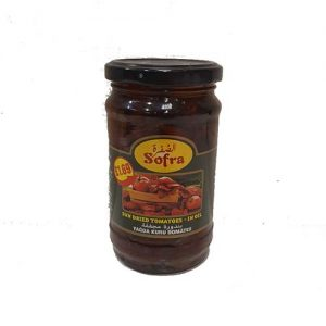 Sofra Sun Dried Tomatoes