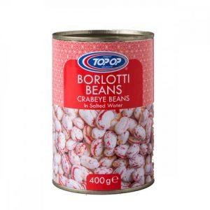 Top Op Borlotti Beans