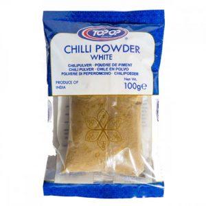 Top Op Chilli Powder White 100g