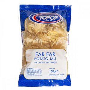 Top Op Far Far Potato Jali 150g