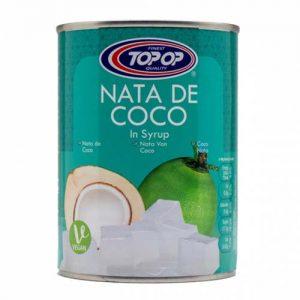 Top Op Nata De Coco in Syrup