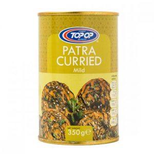 Top Op Patra Curried Mild 350g