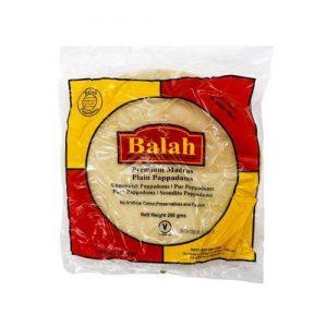 Balah Plain Papadums