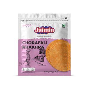Jaimin Chorafali Khakhra