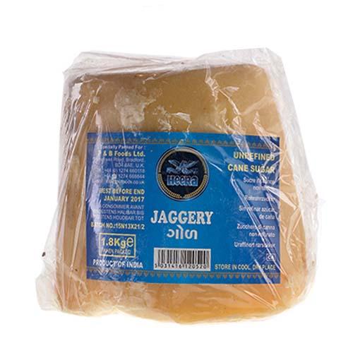 Heera Jaggery Unrefinded