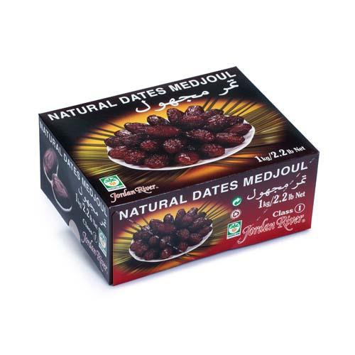 Natural Dates Medjoul
