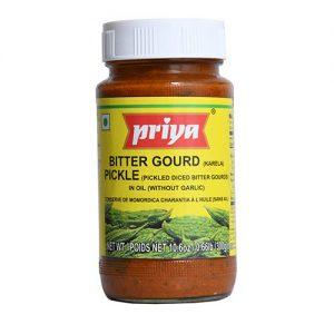 Priya Bitter Gourd Pickle