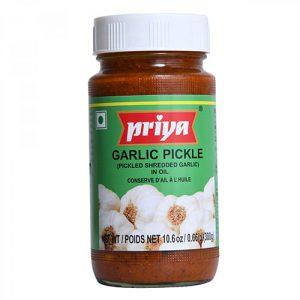 Priya Garlic Pickle