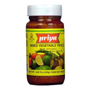 Priya Mixed Vegetable Pickle