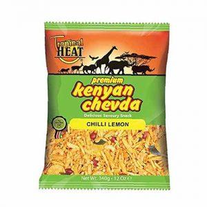 Tropical Heat Kenyan Chevda Chilli Lemon