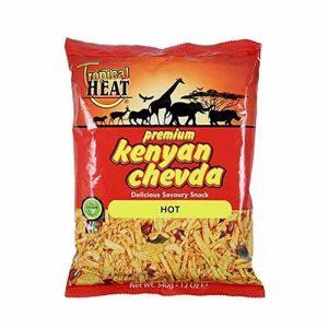 Tropical Heat Kenyan Chevda Hot