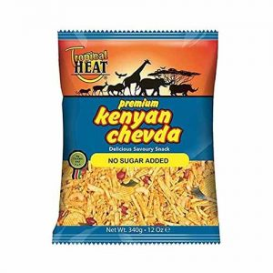Tropical Heat Kenyan Chevda No Added Sugar